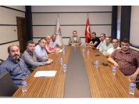 Nevşehir Belediyespor'da yeni yönetim görev dağılımı yaptı