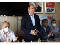 CHP'li Hamzaçebi'den Başkan Atabay'a destek