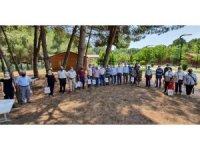 Büyükşehir Belediyesi, emeklileri Tarsus Gençlik Kampında ağırladı