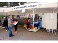 Kayseri'de aşıda yeni rekor: 25 bin 341
