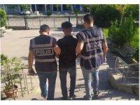 Kahta'da Motor ve işyeri hırsızı yakalandı