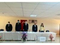 Köylere Hizmet Götürme Birliği seçimleri yapıldı