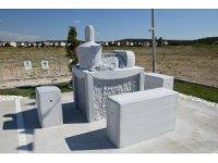 """""""Su Altı Heykel Galerisi"""" eserleri tamamlandı"""