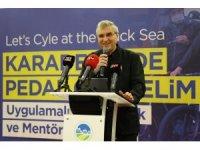 """Başkan Yüce: """"Bu proje bisiklet alanında Sakarya'nın ismini dünyaya duyuracak"""""""