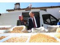 Denizlili üreticilere 52 milyonluk destek müjdesi