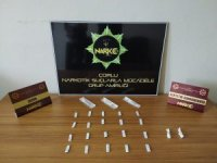 Tekirdağ'da uyuşturucu operasyonu 3 gözaltı