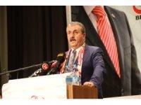 BBP Genel Başkanı Destici İzmir HDP İl Binası'na yapılan saldırıyı kınadı