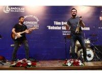 Bağcılar'da Babalar Günü konseri