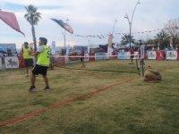 Dikili Cup Ayak Tenisi Turnuvası'nda final