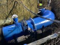 Mersin'in su miktarı günlük 25 bin metreküp arttı