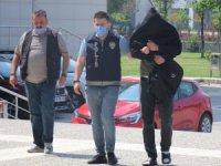 PTT şubesinden 170 bin lira çalan güvenlik görevlisi adliyeye sevk edildi
