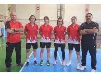 Erzincanlı sporcular Badminton Milli Takımının vazgeçilmezi oldu