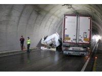 Afyonkarahisar-Antalya karayolu tek taraflı ulaşıma kapandı