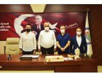Posbıyık'tan Veteran futbol takımına destek