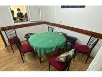 Osmaniye'de kumar oynayan 7 kişiye 28 bin lira ceza