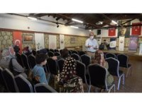 """Kırklareli'nde """"Umutlu Kadınlar Üretiyor"""" projesi eğitimleri başladı"""