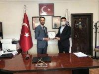 Başkanı Öztekin, Dodurga Belediyesi Kültür Merkezine hayran kaldı