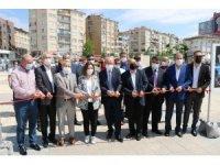 Kırşehir'de Direnen Filistin Fotoğraf Sergisi açıldı
