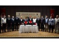 Tarihi Gelibolu Yarımadası'nda Kanlıdere Şehitliği için imzalar atıldı