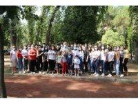 Efeler Belediye Başkanı Atay'dan YKS öğrencilerine moral pikniği
