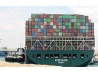 Mısır ile Süveyş Kanalı'nı kapatan geminin sahibi olan firma ile tazminat konusunda anlaştı