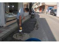 Sinop'ta esrarengiz 'koku' paniği