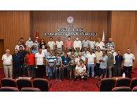 Su Ürünleri Kooperatifleri istişare toplantısı yapıldı