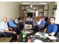 Kahta OSB arıtma tesisi için fizibilite çalışmaları başladı