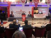"""BBP Genel Başkanı Mustafa Destici: """"Biz HDP, PKK'nın partisi olduğu için kapatılsın diyoruz"""""""
