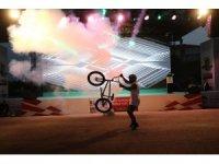 BMX Super Cross Dünya Kupası öncesi coşkulu lansman