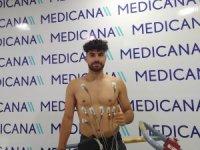 Sivasspor'da Furkan Sağman sağlık kontrolünden geçti