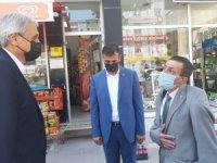 Başkan Bakkalcıoğlu vatandaşlar ile bir araya geldi