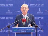 """Kılıçdaroğlu: """"Çöplerin tamamı altın değerinde ve bunu değerlendiriyoruz"""""""