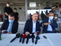 """Bakan Karaismailoğlu: """"Kanal İstanbul Türkiye için doğru olandır"""""""