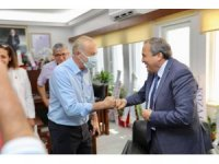 Atabay'a destek ziyaretinde bulunan Torun'dan Milletvekili Yavuz'a sitem