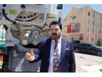 Ağrı Belediyesi filosuna Cenaze Nakil ve Kanal Açma aracı ekledi