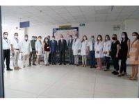 Ege'de 50 kişilik ekip aynı anda 4 organ nakli yaptı