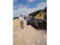 Isparta'da asfalt sezonu açıldı