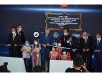 Erdoğan Hatay'da dev projeleri hizmete açtı