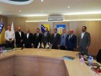 Konya Karatay Belediyesi ve Saraybosna Novi Grad Belediyesi artık kardeş