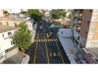 Yol sorunu tarih oluyor: Bir ayda 97 bin metrekare asfalt serimi