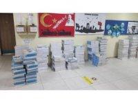 Tekirdağ'da ders kitaplarının okullara dağıtımına başlandı