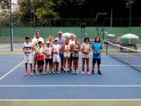 Zonguldak Tenis Deniz Spor Kulübü, 70 yılını kupalarla süslüyor