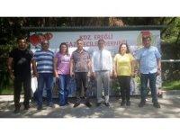 Emniyet Müdürü Çelik gazetecilerin bayramını kutladı