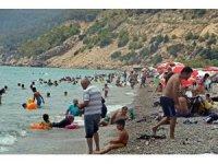 Tatilin son gününde sahil ve piknik alanlarında korkutan yoğunluk