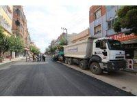 Şahinbey'de asfalt çalışmaları sürdüyor