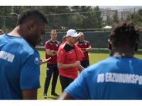 BB Erzurumspor hazırlıklarını sürdürüyor