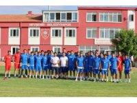 Nevşehir Belediyespor yeni sezon hazırlıklarına başladı