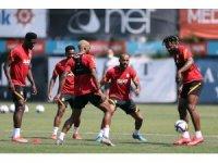Galatasaray'da PSV maçı hazırlıkları devam etti