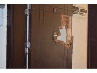 Satırla kendine zarar veren şahsı özel harekat ekipleri etkisiz hale getirdi